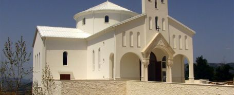Crkva hrvatskih mučenika, Udbina